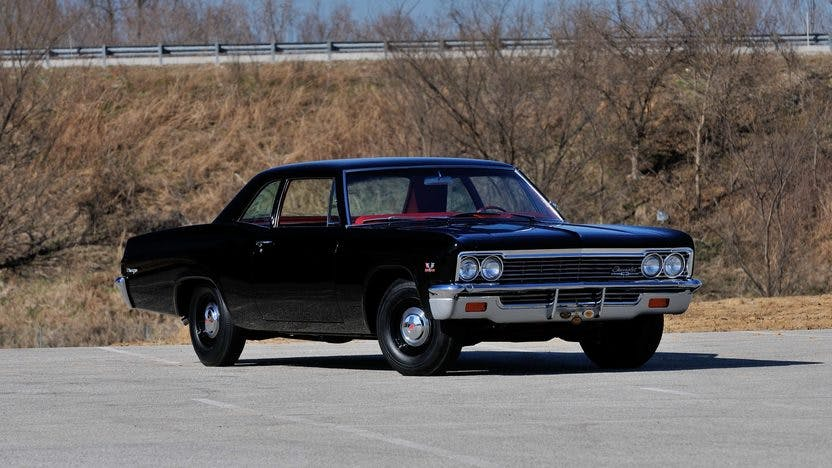 1966 Chevrolet Biscayne L72 Sedan