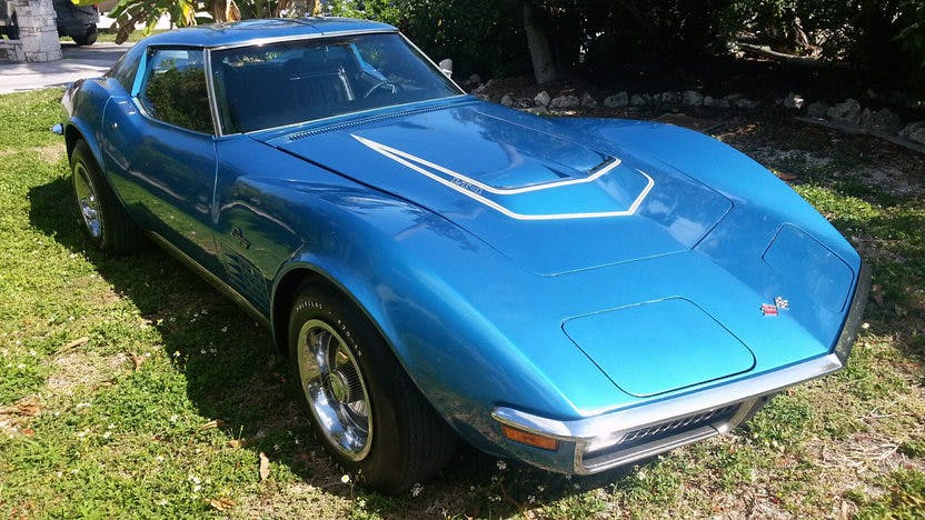 1970 Chevrolet Corvette LT1 Coupe