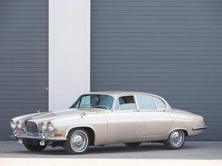 1967 Jaguar Mkx Four-Door Saloon