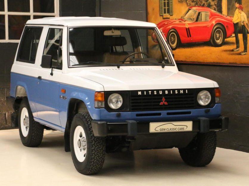 1985 Mitsubishi Pajero
