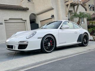 2011 Porsche Carrera GTS 6-Speed