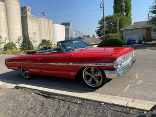 1964 Ford Galaxie 500 Convertible 390 Big Block Automatic