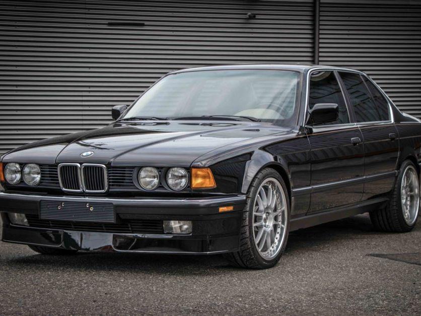 1991 BMW 735i