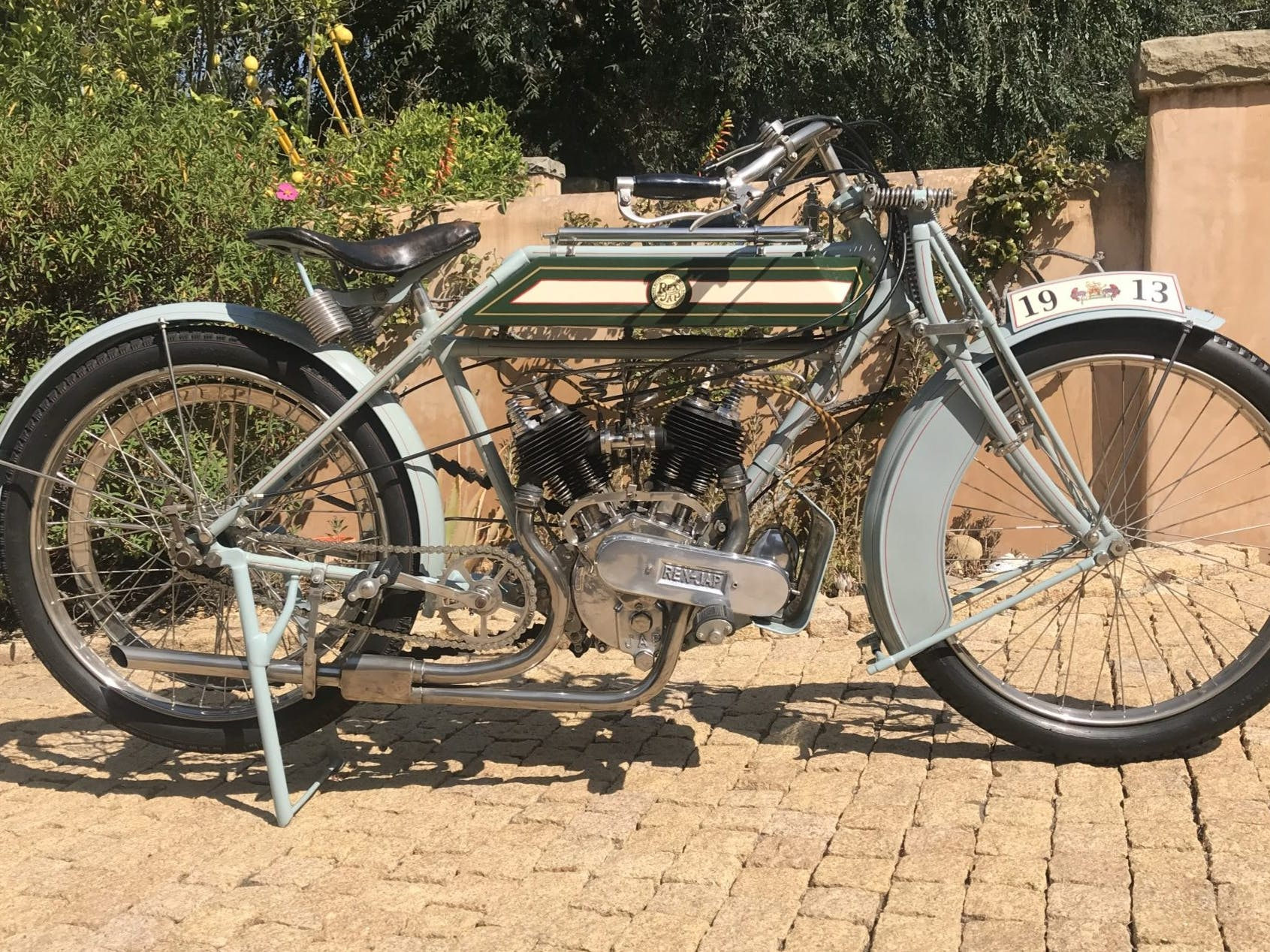 1913 Rex-Jap Brampton Special