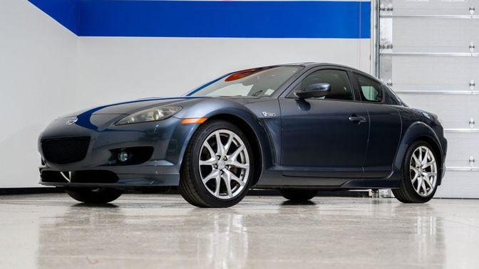 2008 Mazda RX-8 Anniversary Edition