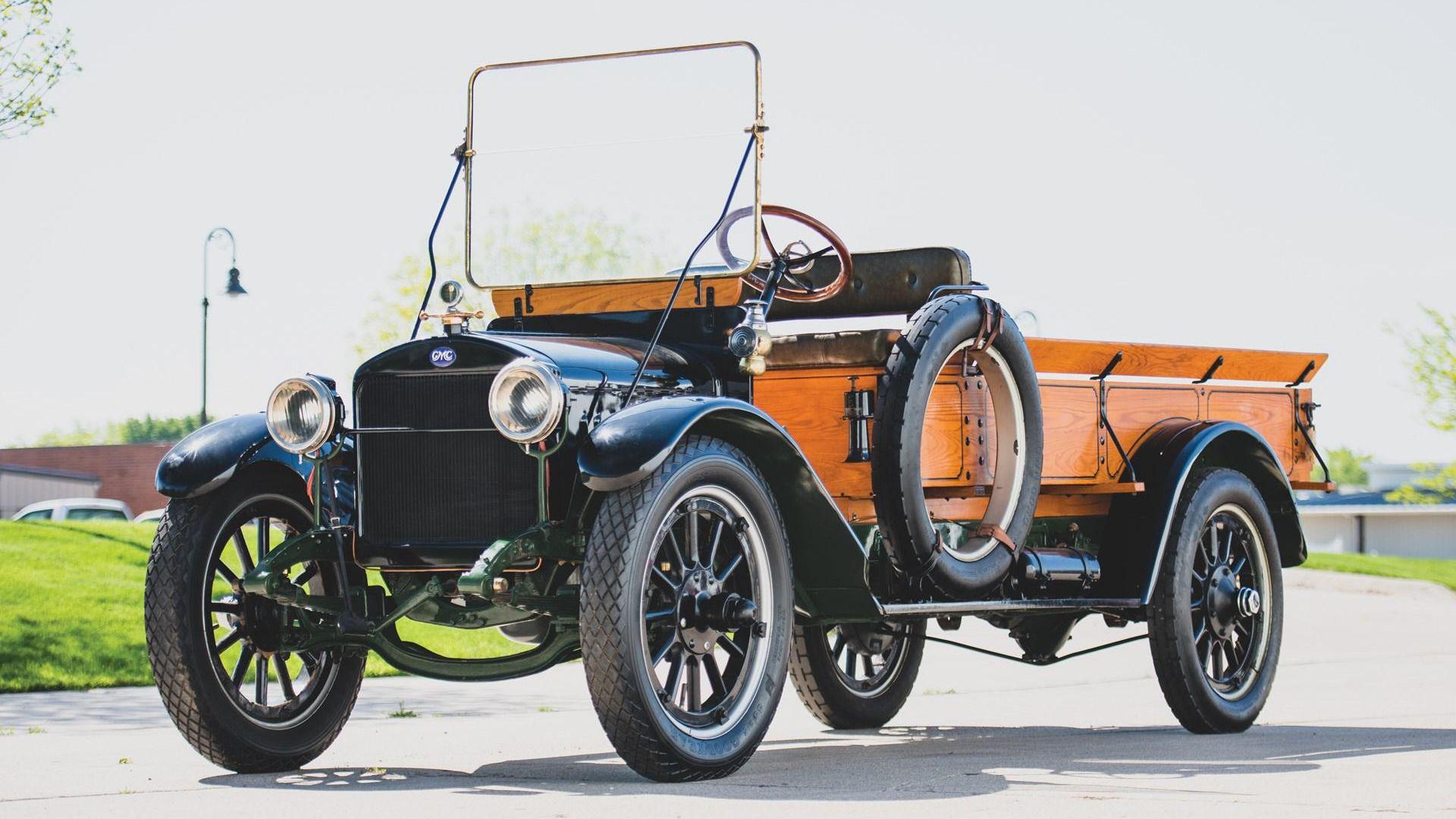 1917 GMC Model 16 ¾-Ton Express