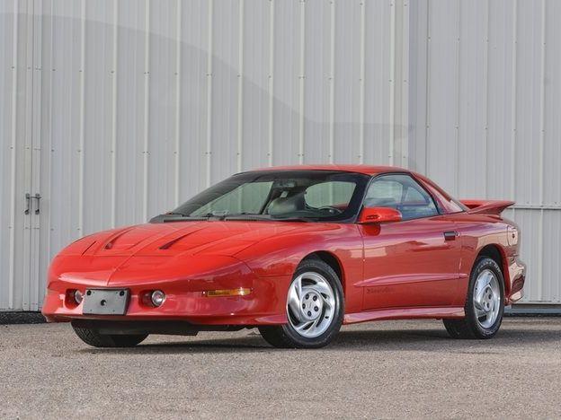 1993 Pontiac Trans Am