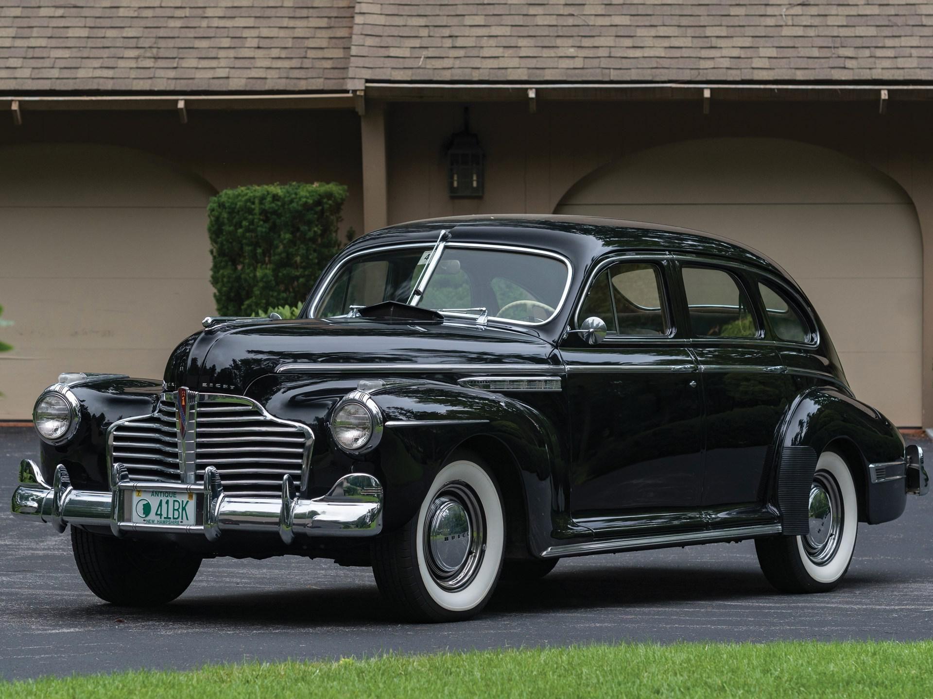 1941 Buick Special Sedan