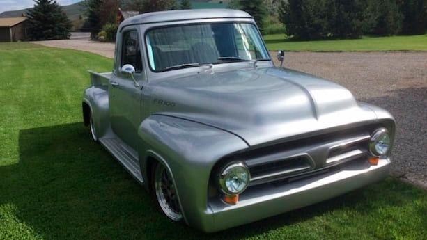 1953 Ford F100 Pickup