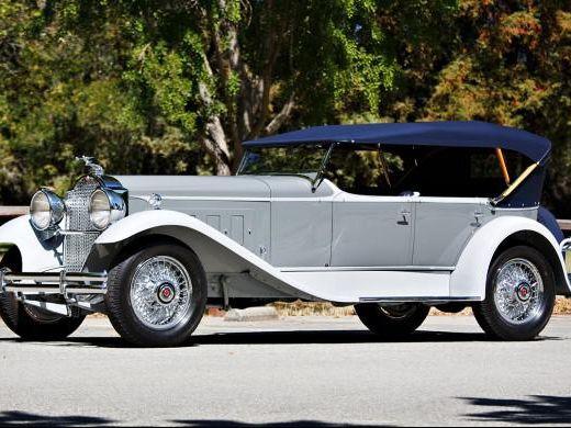 1930 Packard 734 Speedster Phaeton