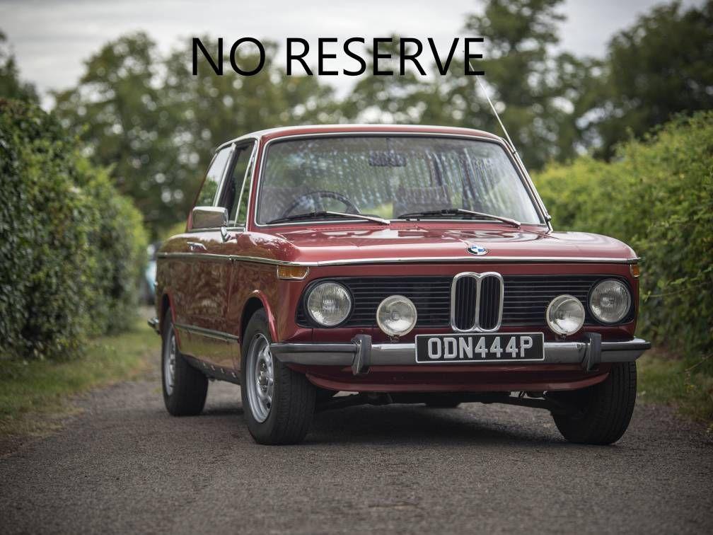 1975 BMW 2002 tii Lux