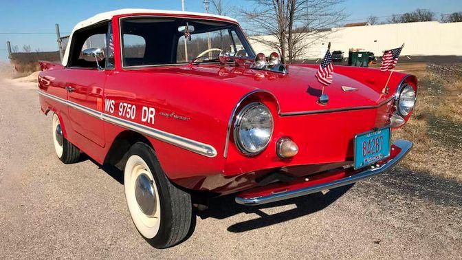 1965 Amphicar 770 Convertible
