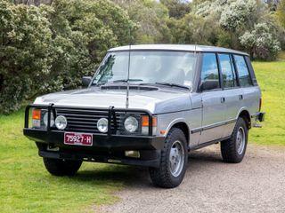 1988 Range Rover Classic Highline
