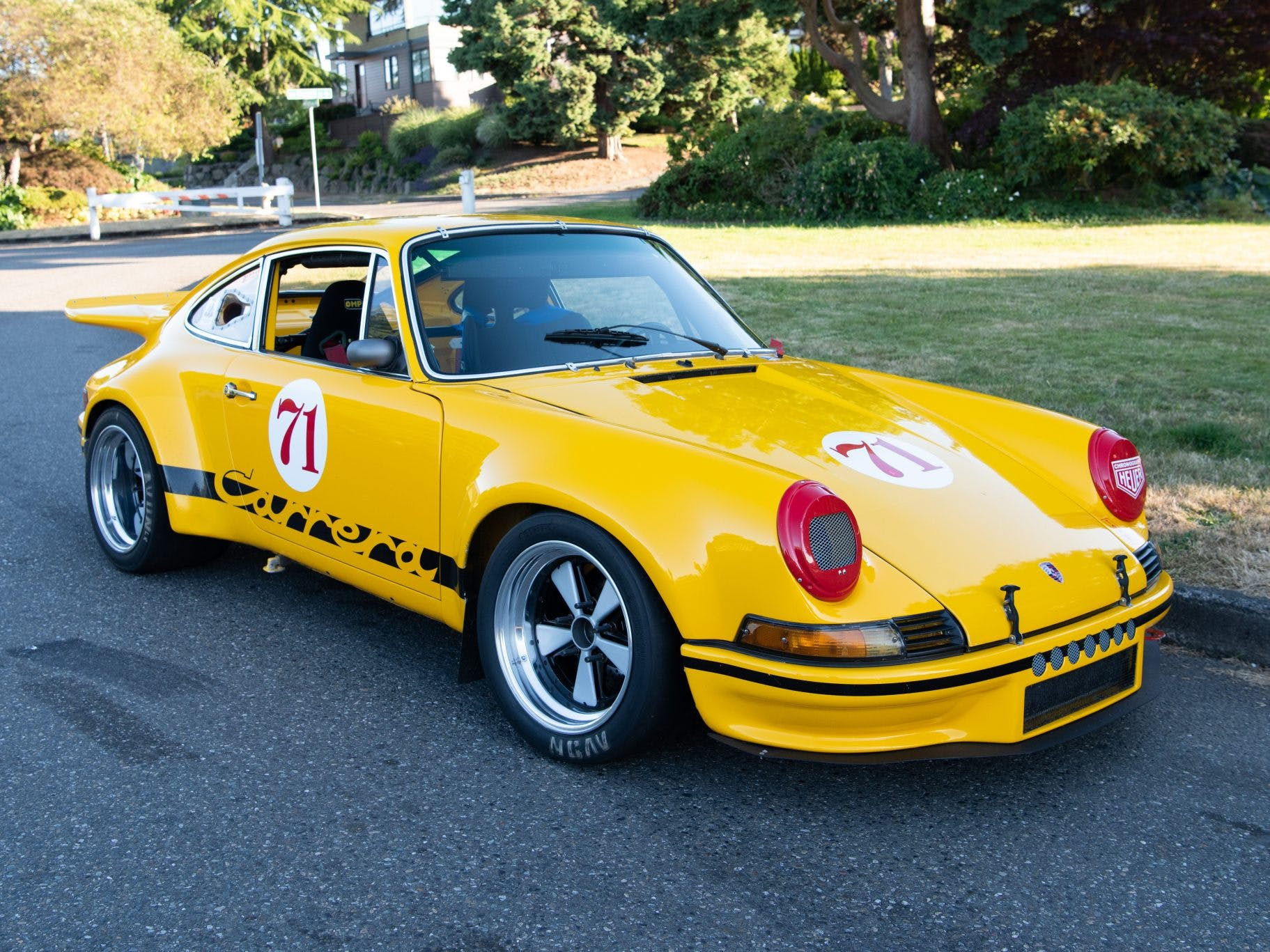 1979 Porsche 911SC 3.5l W/Trailer
