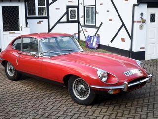 1970 Jaguar E-Type 2+2