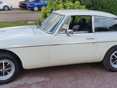 1980 Mgb GT