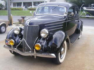 1936 Ford Model 68 Sedan