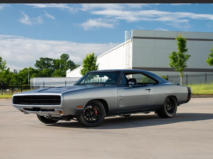 1970 Dodge Charger R/T Custom Coupe