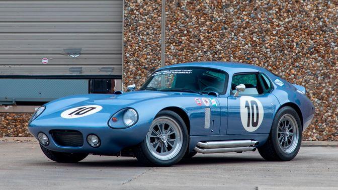 1964 Superformance Shelby Daytona Sebring Replica