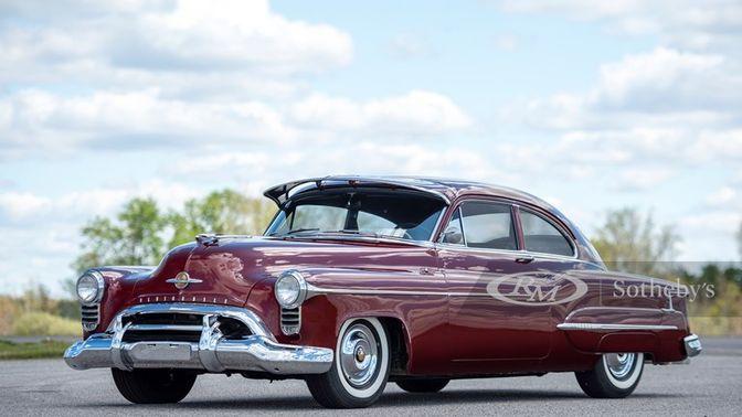 1950 Oldsmobile 98 Club Sedan