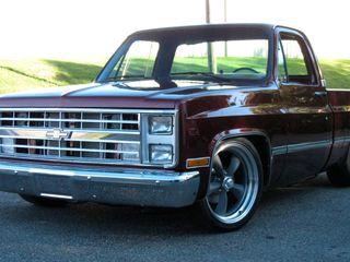 1985 Chevrolet C-10 Pickup Sb