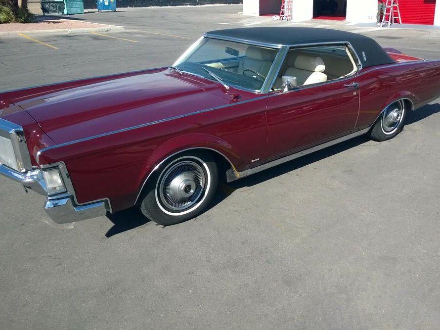 1969 Lincoln Continental Mark III 'Casino'