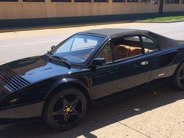 1986 Ferrari Mondial 500 Cabriolet