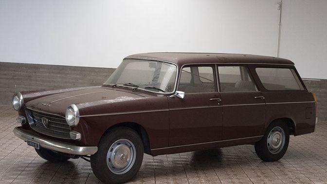 1968 Peugeot 404 Sw