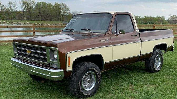 1979 Chevrolet K10 Bonanza