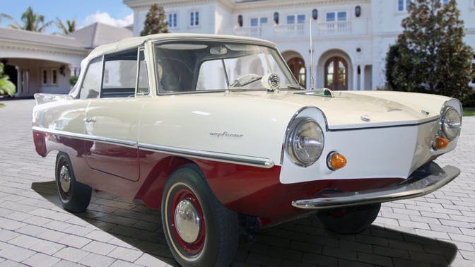 1964 Amphicar Convertible