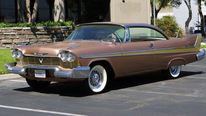 1958 Plymouth Fury