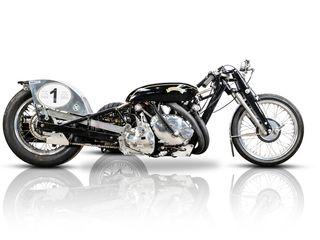 2001/C.1950 Renwick-Vincent 'Epimetheus' 1,665cc Sprint Racing Motorcycle