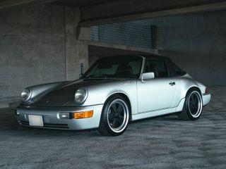 1990 Porsche Carrera 4 Targa