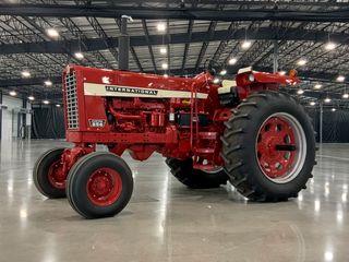 1969 International Harvester 856 Custom