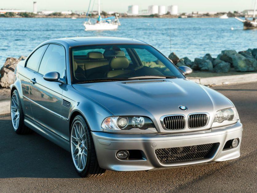 2005 BMW M3 Zcp 6-Speed