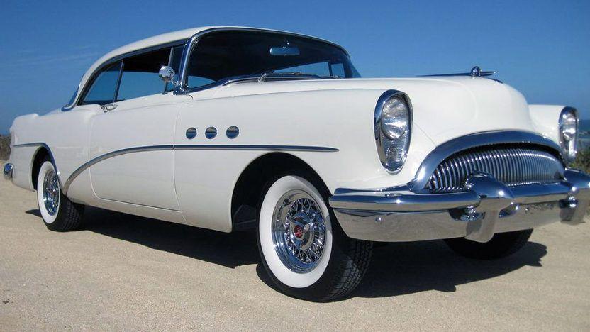 1954 Buick Super Riviera Hardtop