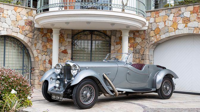1937 Lagonda LG45 Rapide Replica Tourer