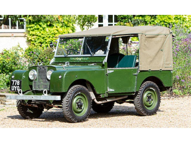 1953 Land Rover Series 1