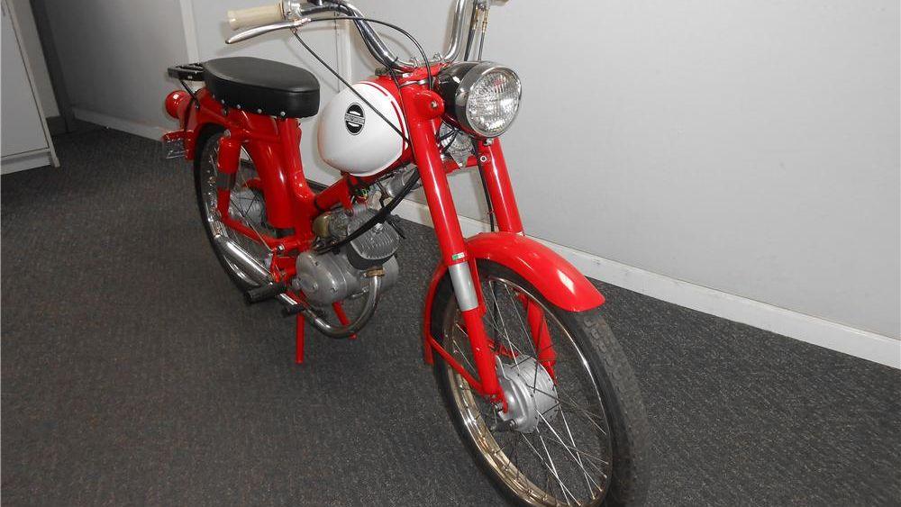 1965 Harley-Davidson  M50 Motorcycle