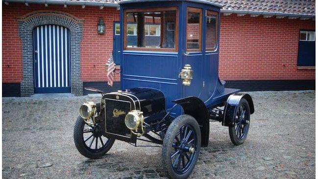 Cadillac Model M Osceola Coupé 1906