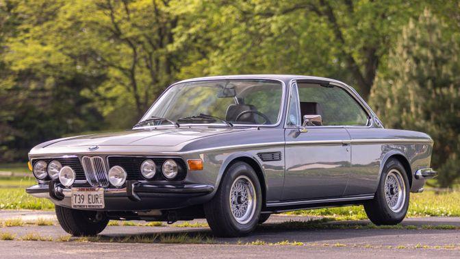 1973 BMW 3.0csi 5-Speed