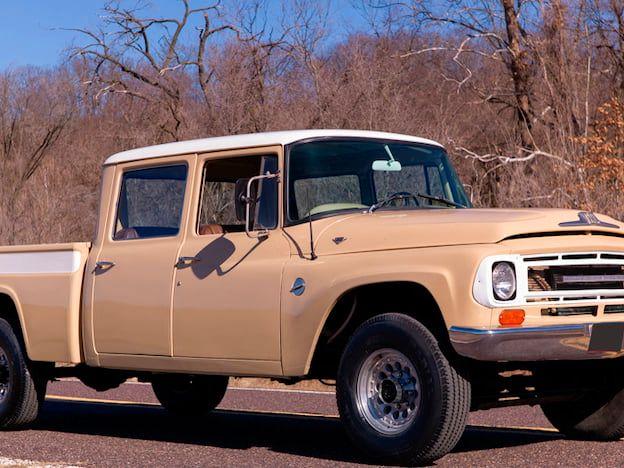 1968 International Travelette Pickup