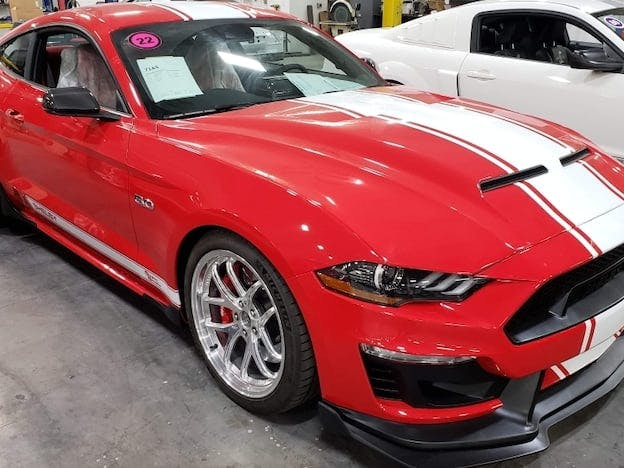 2018 Ford Shelby Super Snake