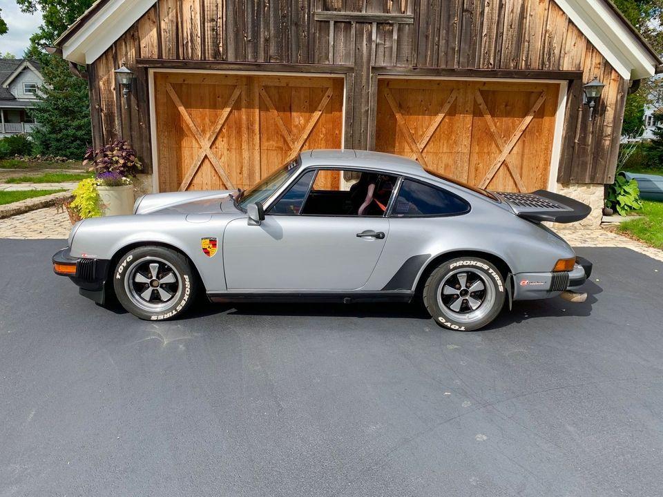 1978 Porsche 911 SC 3.0