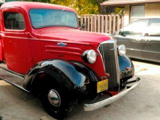 1937 Chevrolet Master 1/2 Ton Pickup