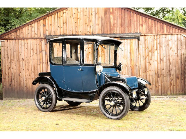 1916 Rauch & Lang Model BX6 Electric Brougham