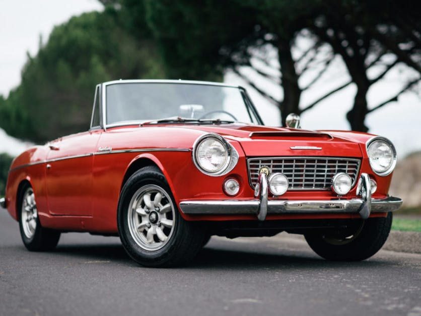 1964 Datsun Fairlady 1500 for Charity