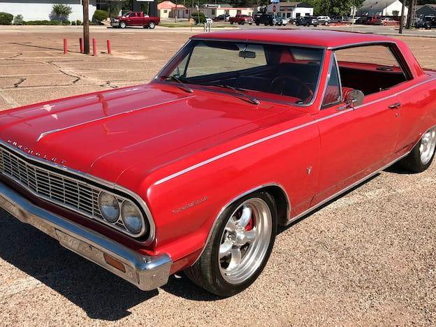 1964 Chevrolet Chevelle SS Resto Mod