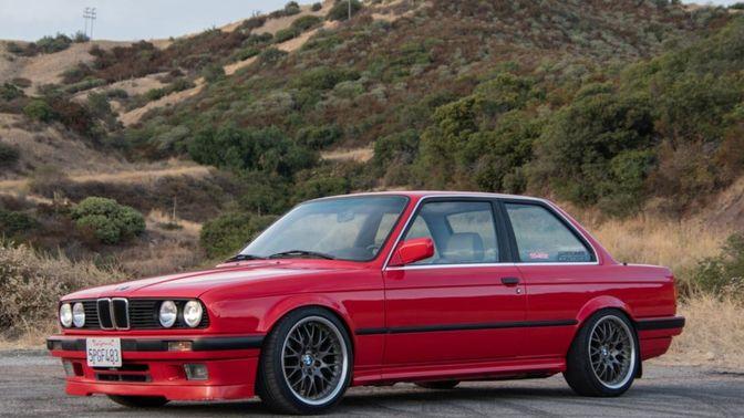 1990 BMW 325i 6-Speed