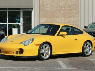 2004 Porsche 996 Carrera 4S X51